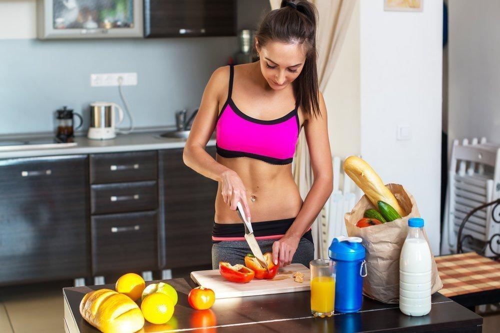 завтрак спортсмена для похудения