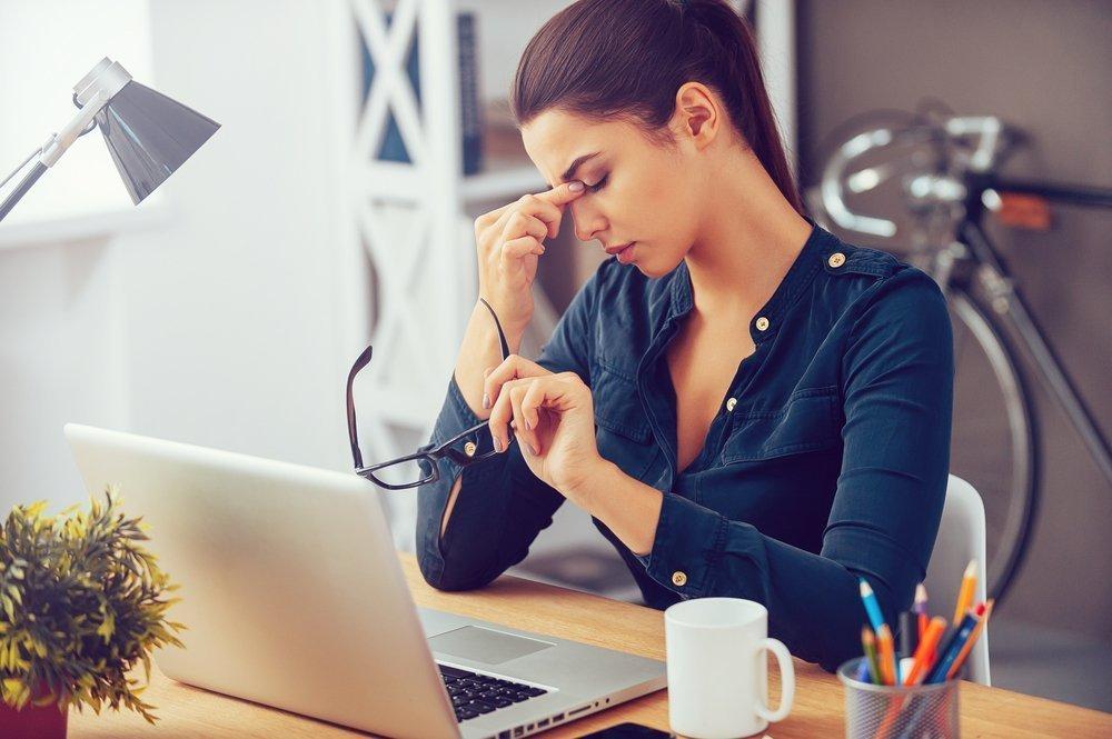 Больше стресса – меньше беременностей