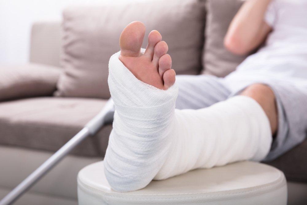 Миф №6. При остеопорозе кости ломаются при падении