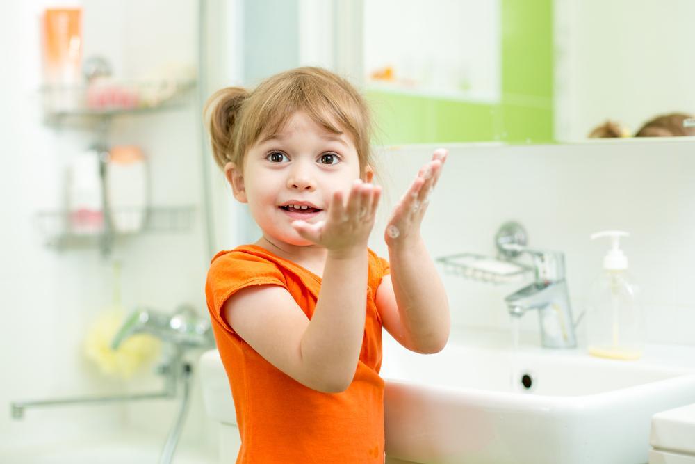 Гигиена важна для всех!
