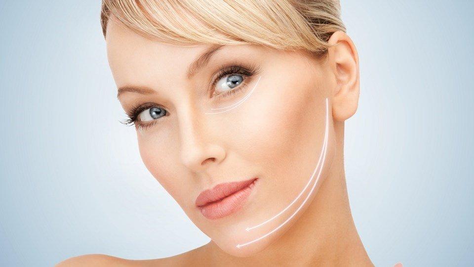 Введение под кожу косметических нитей