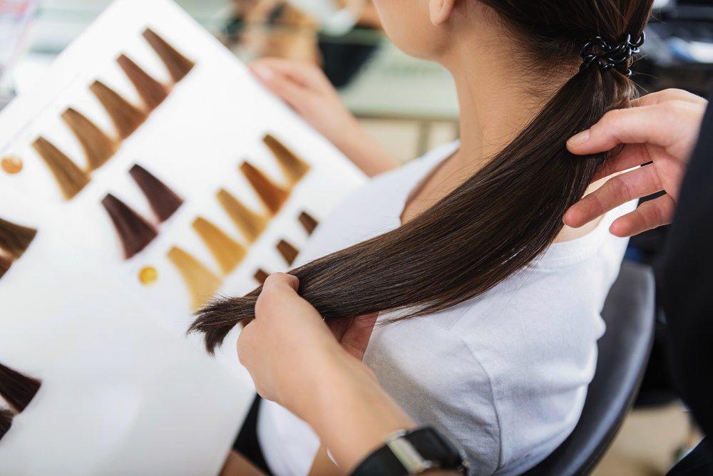 Подбираем идеальный цвет волос