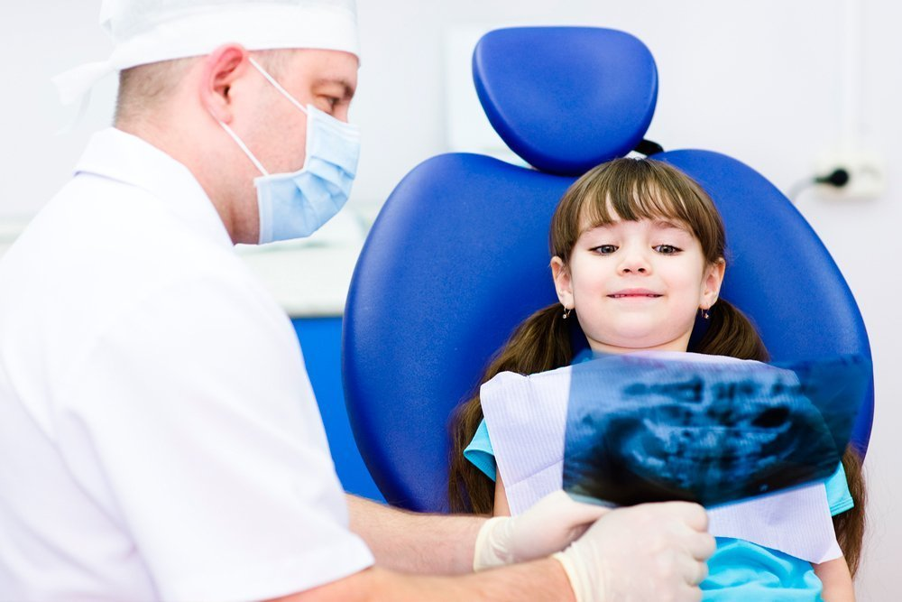 Опасность рентгена для детей