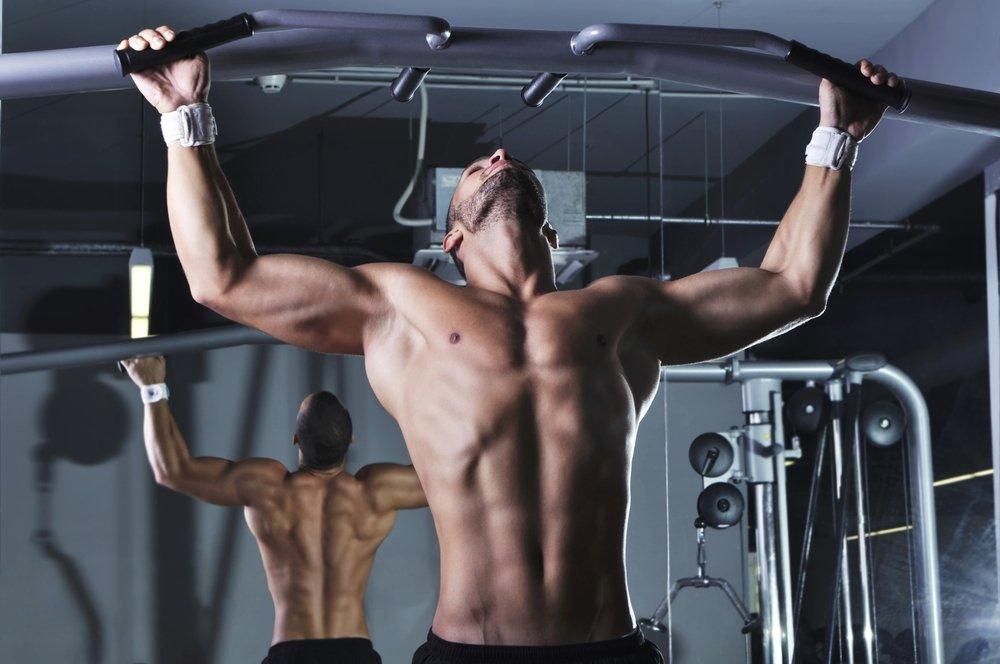 Упражнения для мышц плеч