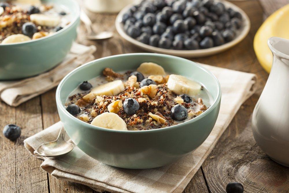 Миф №8. Большую часть углеводов надо съедать на завтрак