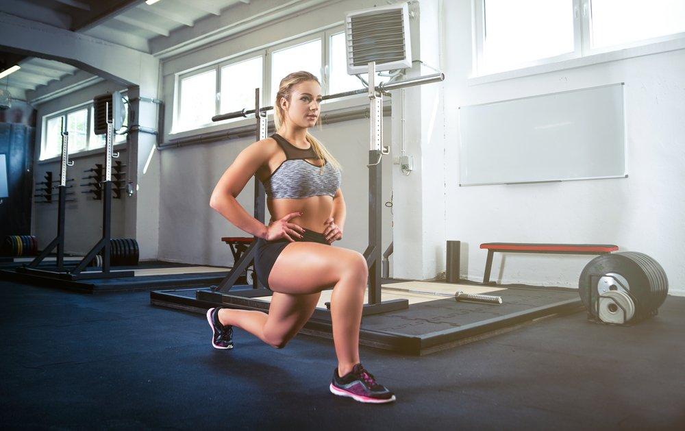 Советы по фитнес-тренировкам с использованием выпадов