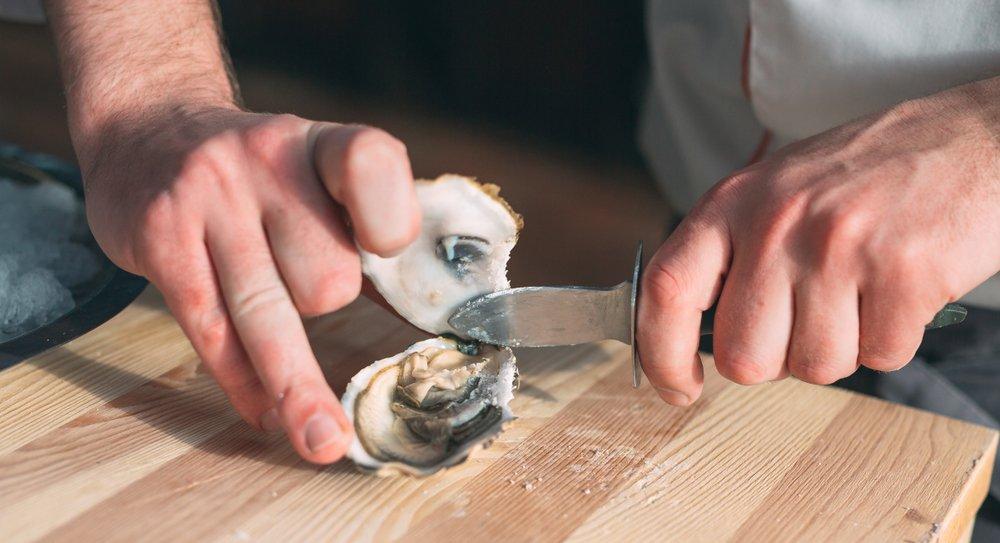Как готовить моллюсков?