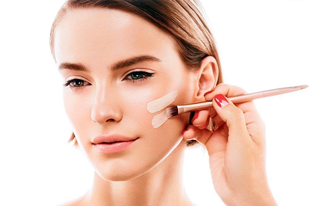 Выбор базы под макияж по типу кожи