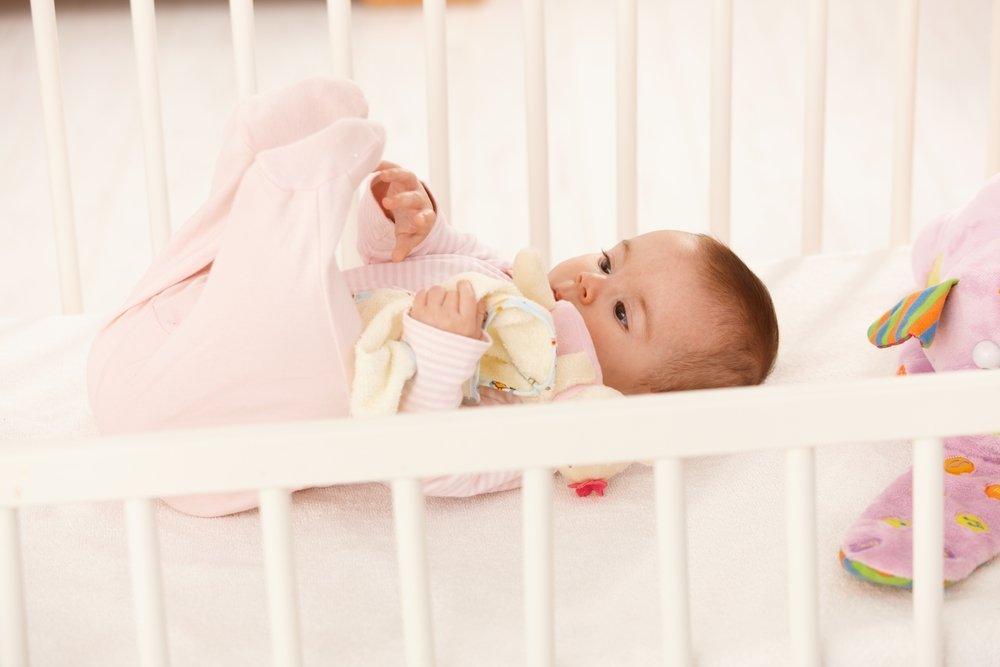 Какие вещи потребуются младенцу для комфортного сна?