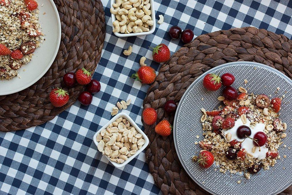 Рецепты завтрака для здоровья и красивой фигуры