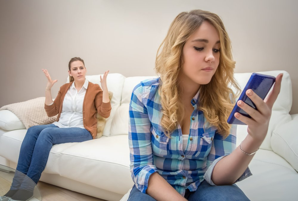 Взрослые не слушают своих детей