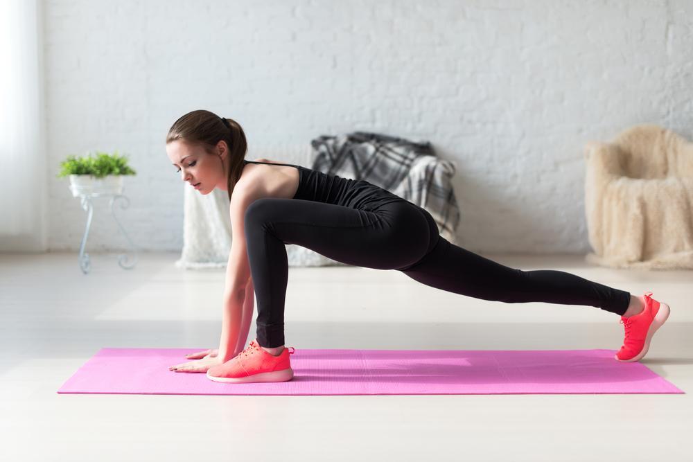 Организация домашних фитнес-тренировок