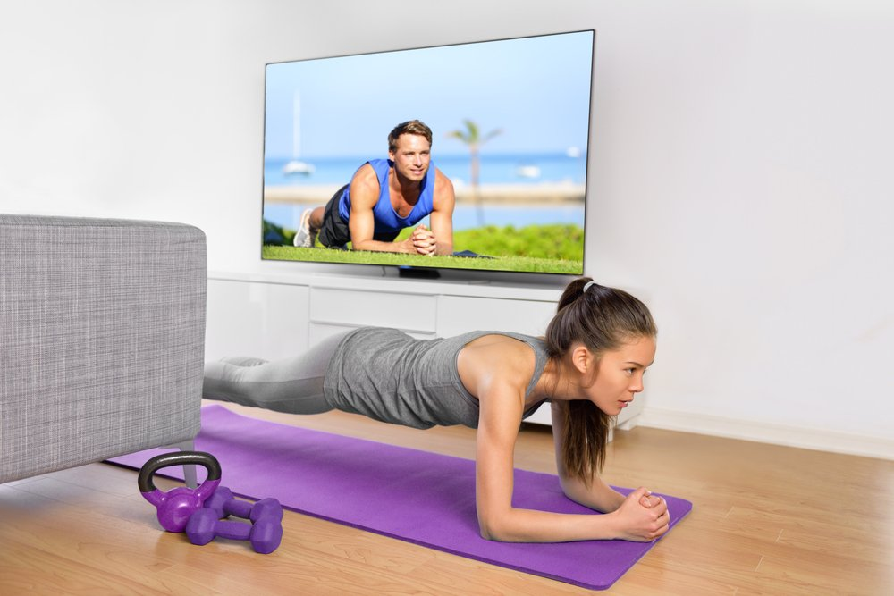 Комплекс упражнений для круговой тренировки