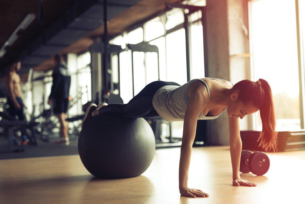 Комплекс пилатес упражнений для живота