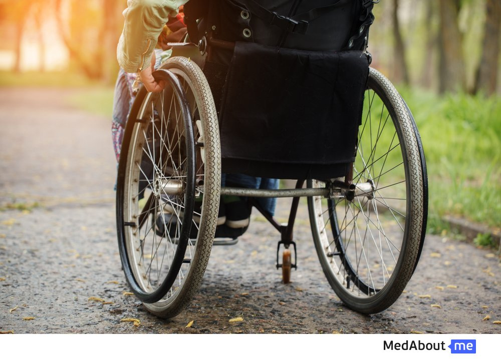 Инвалидность в России