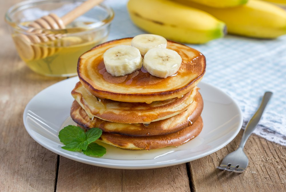 Как приготовить банановые сырники?