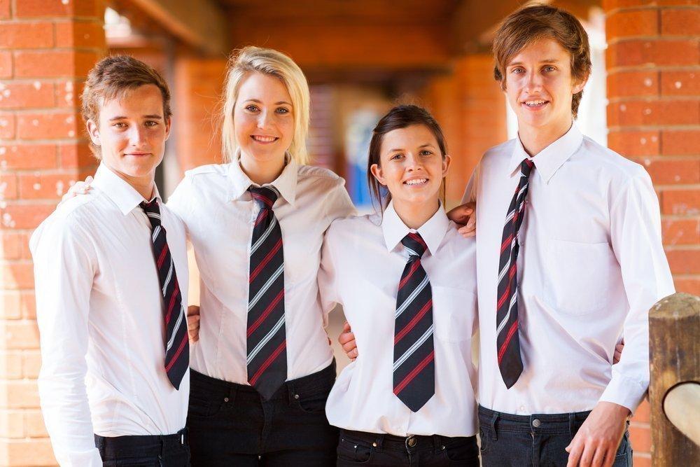 Дисциплинирующий фактор школьной формы