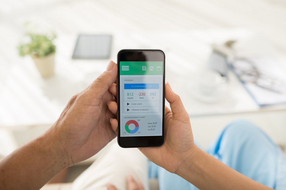 Приложения для смартфонов: контроль за здоровьем