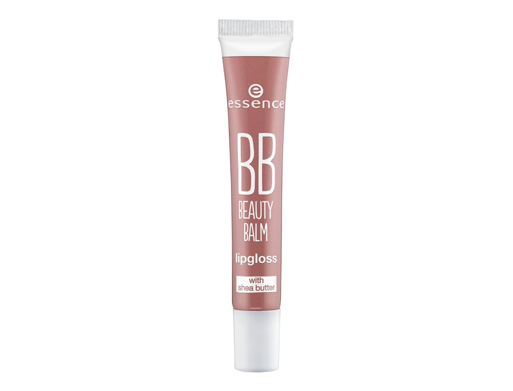 BB-бальзам для губ essence BB beauty balm lipgloss