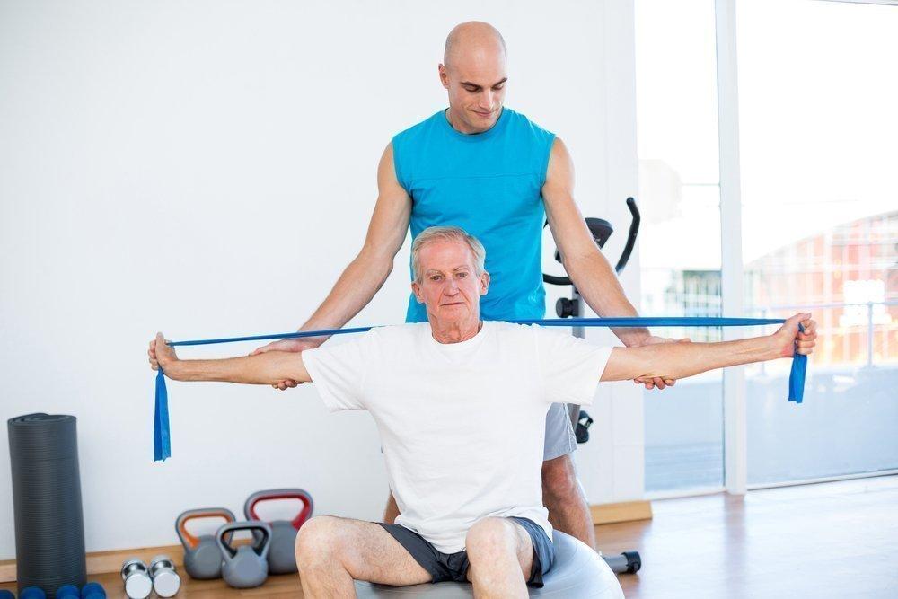 Что следует делать помимо упражнений?