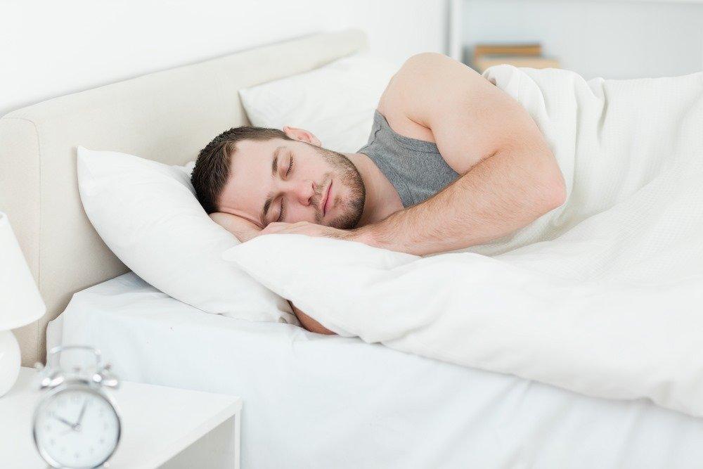 2. Выспитесь