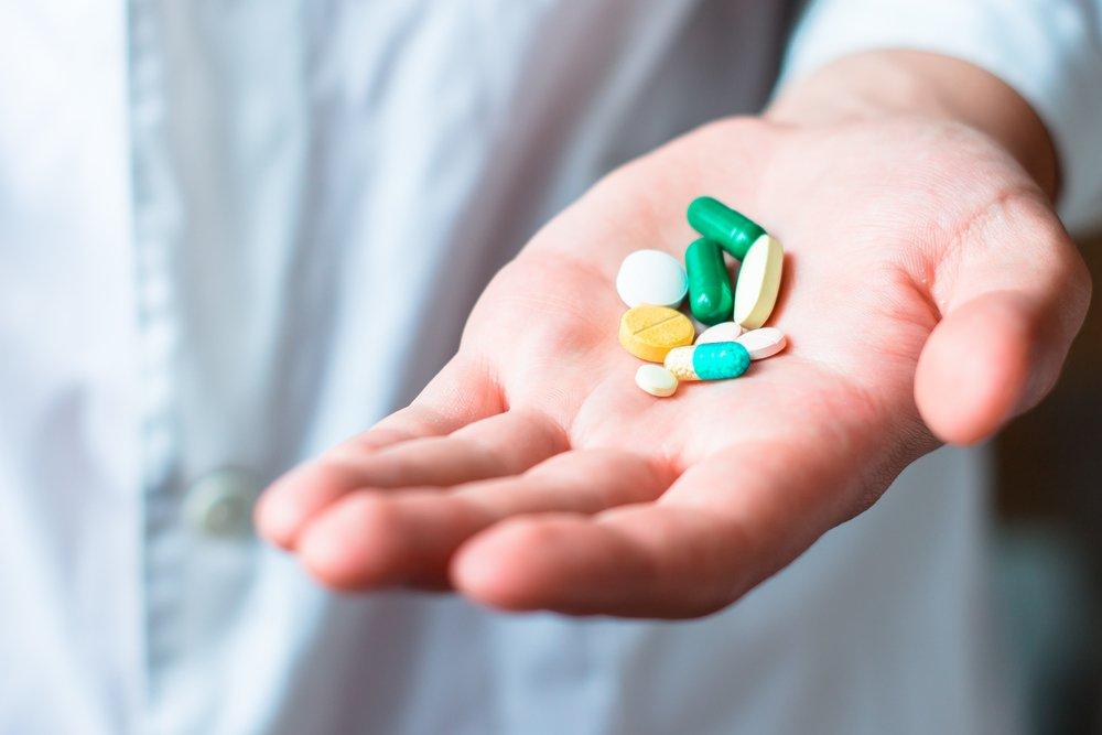 Лекарства для лечения гнойного артрита