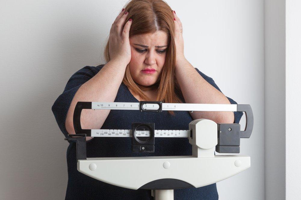 Депрессии при ожирении