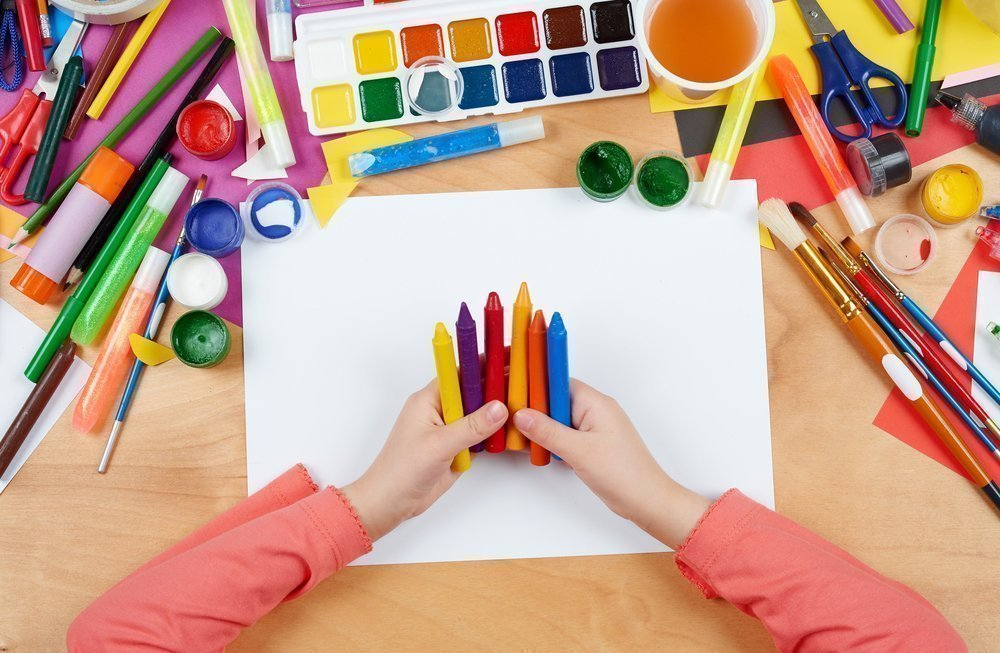 почему творчество полезно для детей