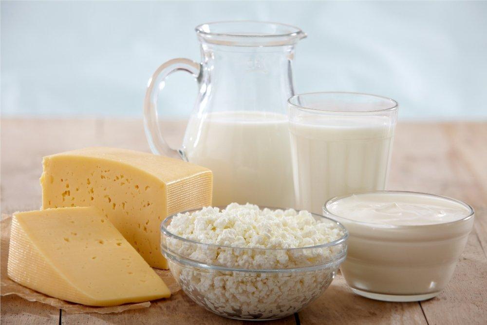 Молочная диета для похудения: здоровое меню