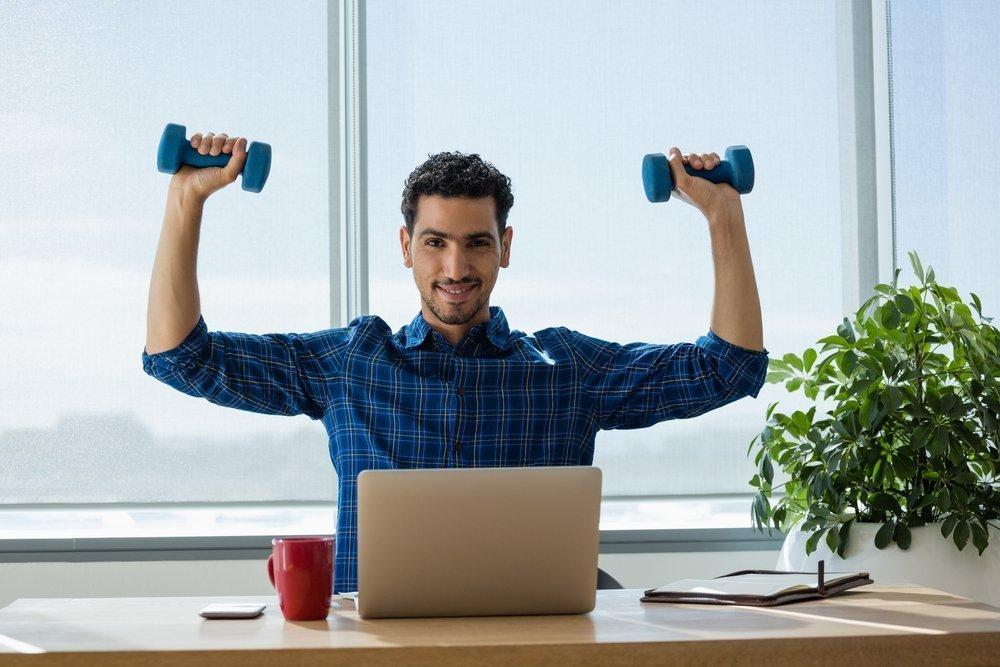 Доступный комплекс упражнений для разминки мышц тела