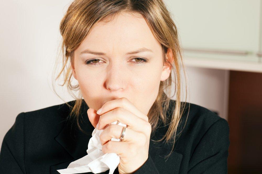 Что такое кашель, сухой кашель и влажный