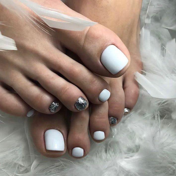 2. Белый Total Look Источник: pinimg.com