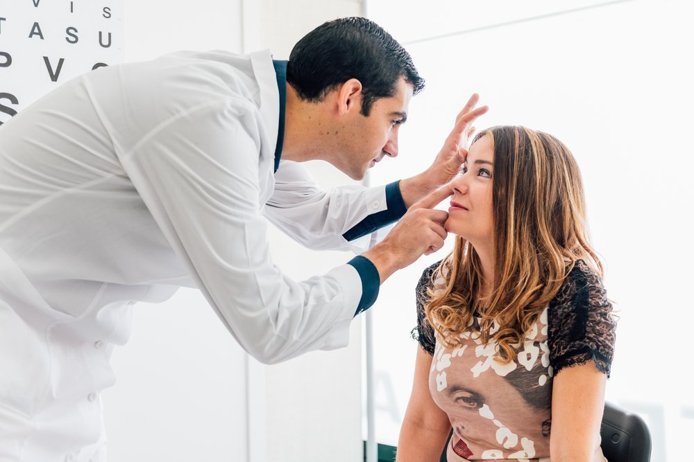 Аллергия на линзы или конъюнктивит?