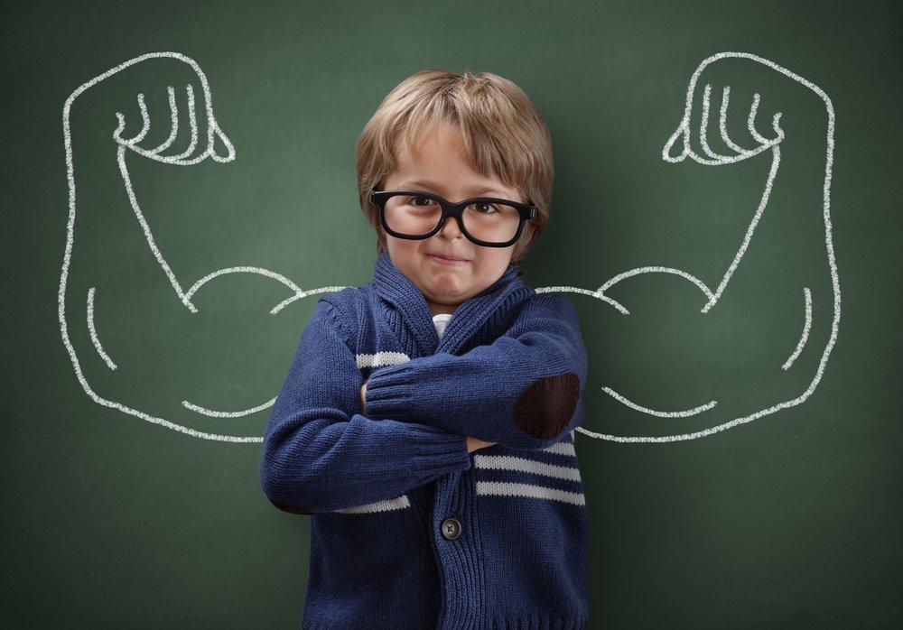 С какого возраста надо учить детей защищаться