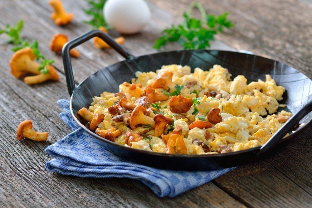 Вкусные рецепты для здоровья и стройности