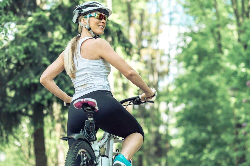 езда на велосипеде и похудение