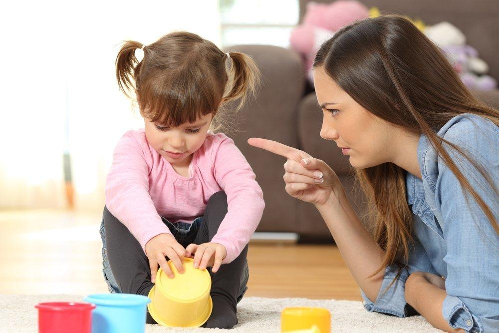 Частые ошибки родителей