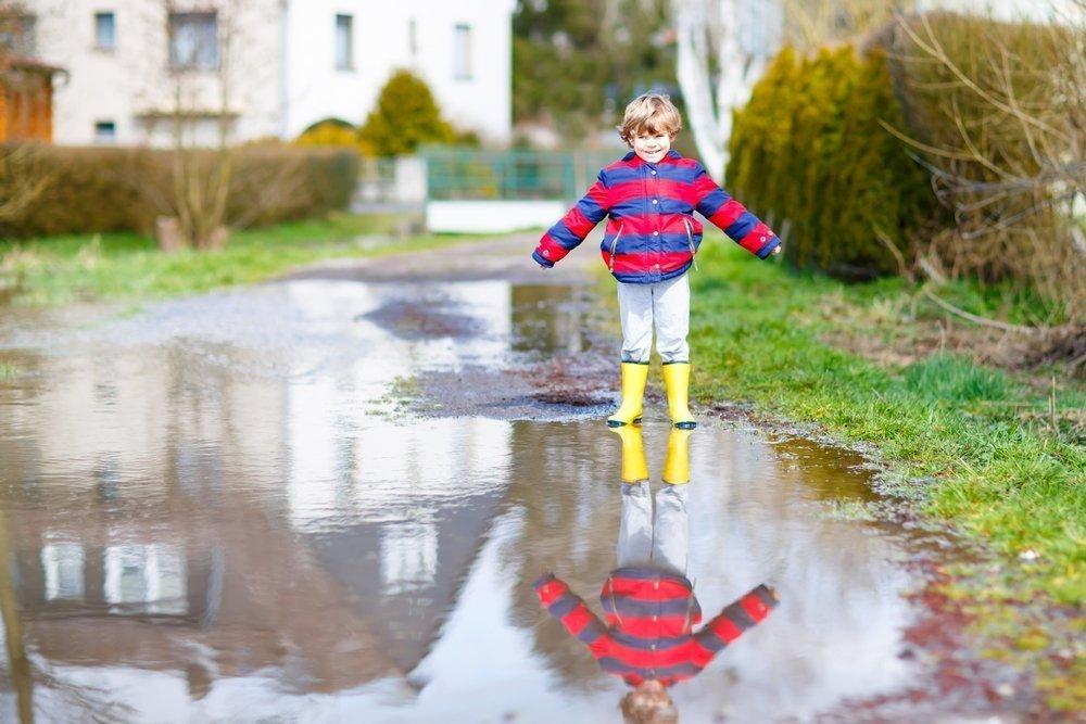 Одежда для детей должна быть из натуральной ткани