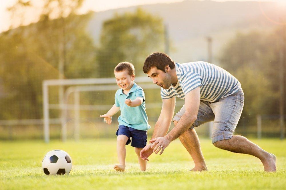 Если папа не уделяет столько времени малышу, сколько хотелось бы…