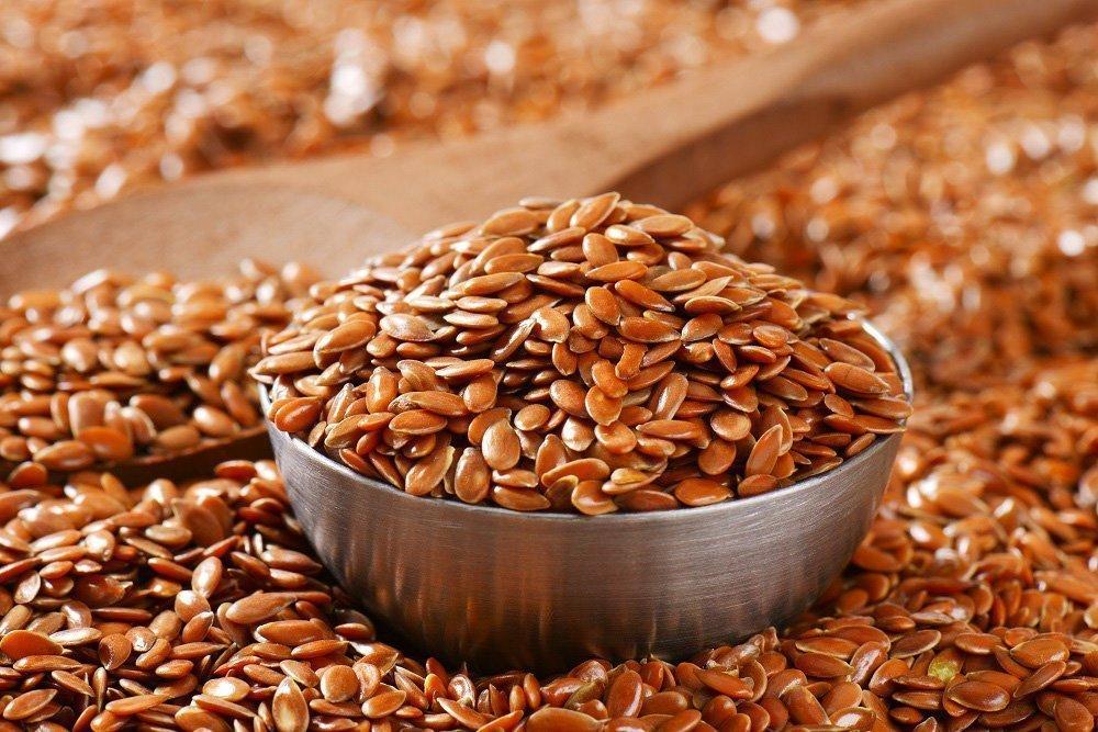 Правильное питание и льняное масло: в чем польза?