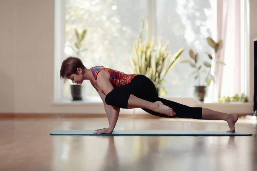 комплекс домашних тренировок похудения