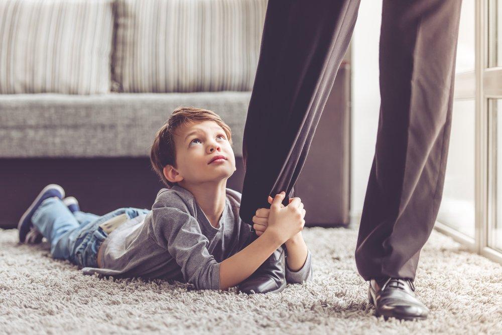 Отвергайте потребности детей