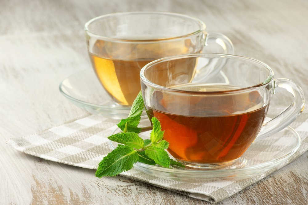 Как готовить травяной настой и чай для похудения