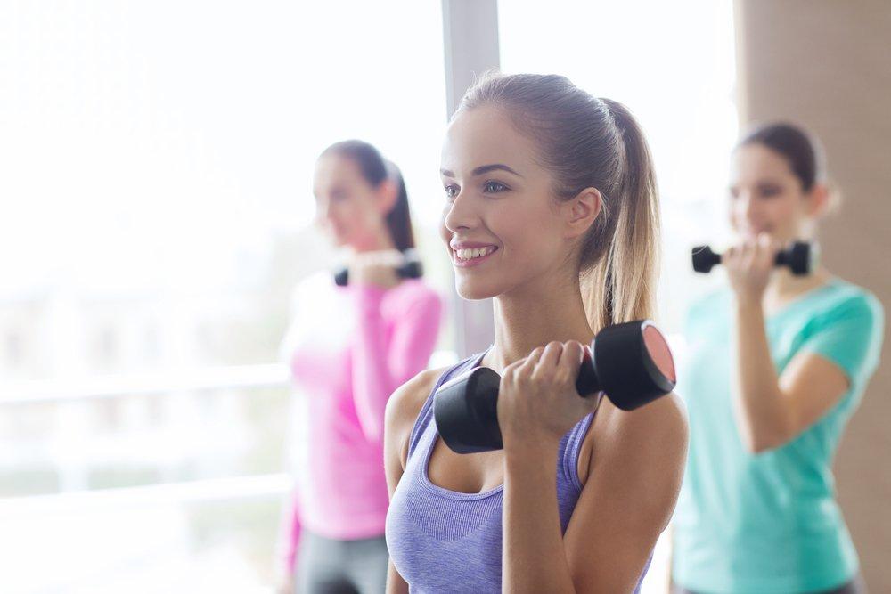 Правила поведения в фитнес-зале
