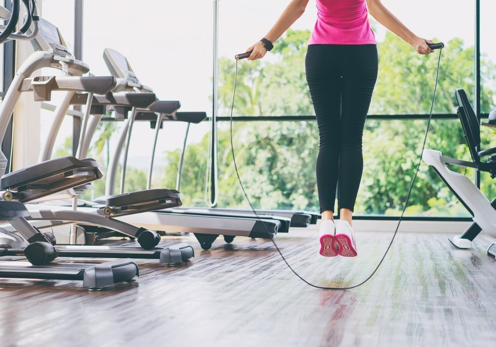 Виды аэробных занятий фитнесом
