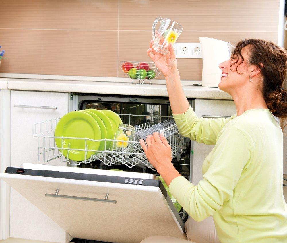 Качество мытья посуды