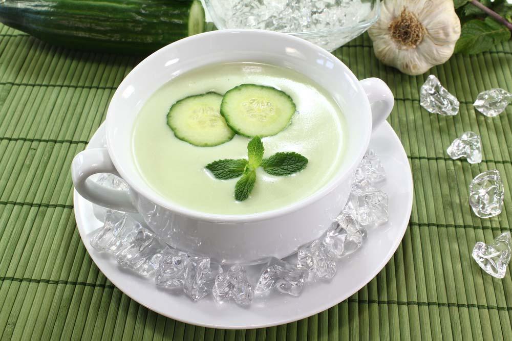 Как готовить супы для похудения?