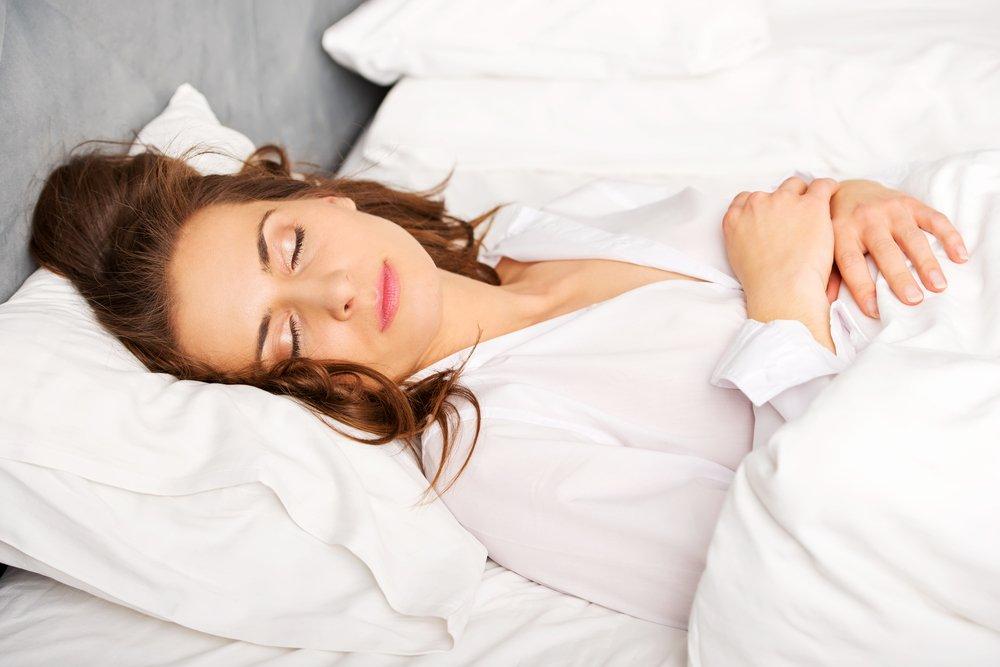 Сон в неподходящей позе