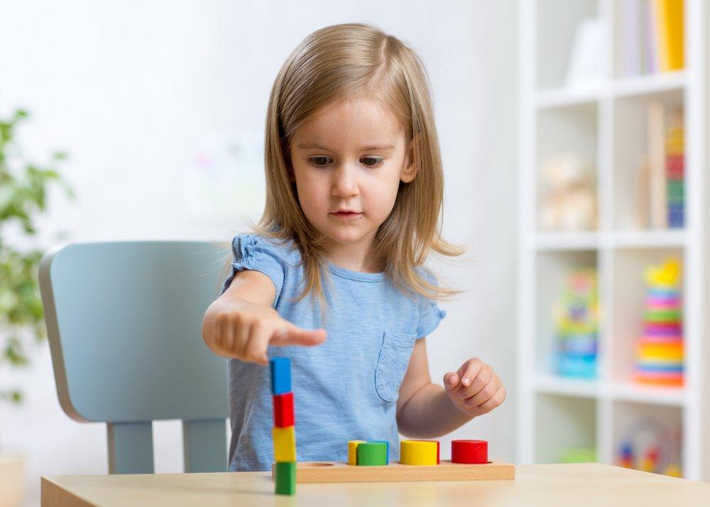 Эгоцентричность как стадия мышления ребенка