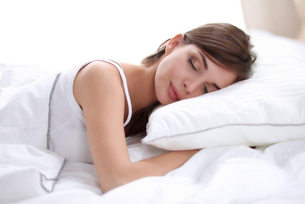 Сон на левом боку от кислотного рефлюкса